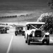 Who invented the first car?