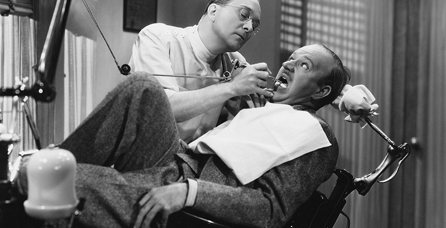 Horrors of Early Dentistry