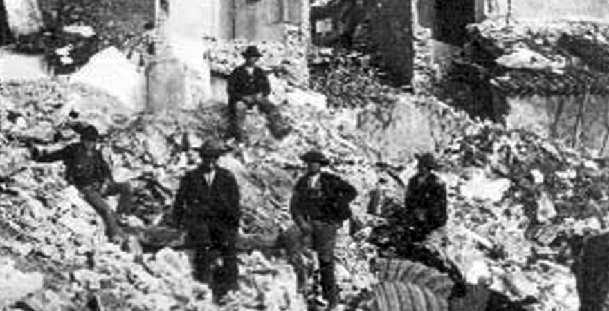 History of the most horrific earthquake on Christmas day