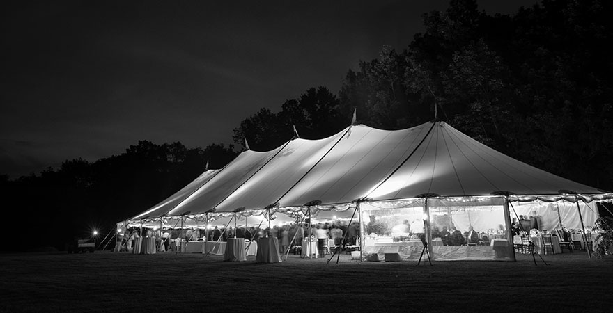 The story behind evolution of tents